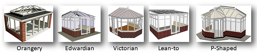 5 Conservatories